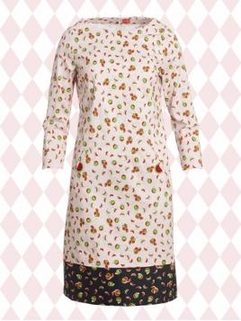 Kleid Isabella Sweet Pink von Du Milde in Pink