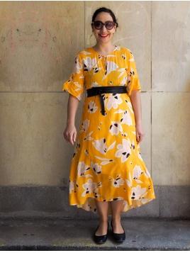 Kleid Roisin von InWear in SunnyYello