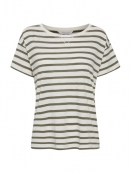 T-Shirt Raleigh von Part-Two in Grey