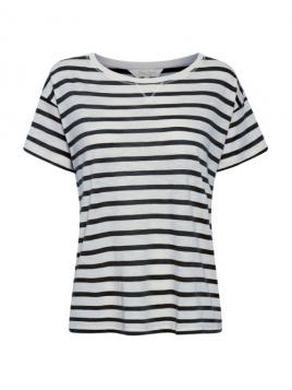 T-Shirt Raleigh von Part-Two in Blue