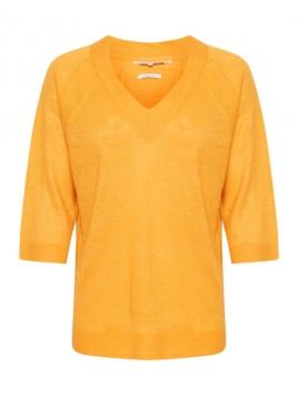 Pullover Roxanne von Part-Two in OldGold