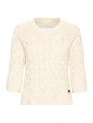 Pullover Rydel von Part-Two in Eggnog