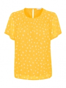 Blouse Roma von Part-Two in Yellow