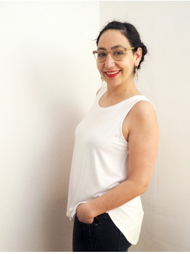 Shirt Melanie von Part-Two in White