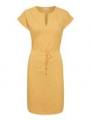 Kleid Mabel von Part-Two in Stripe Dark Yellow