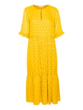 Kleid Reina von Part-Two in OldGold