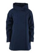 Citycoat Rio von Blaest Rainwear in Navy
