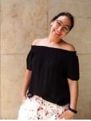 Shirt von Saint Tropez in Black