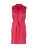 Kleid von Saint Tropez in Grape