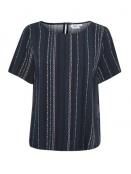 Shirt  von Saint Tropez in BlueDeep