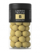 B - Passion Fruit Regular (295g) von Lakrids by Johan Bülow
