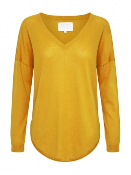 Pullover Saphira von Part-Two in Yellow