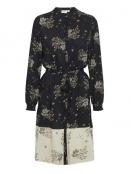 Kleid von Saint Tropez in BlueDeep