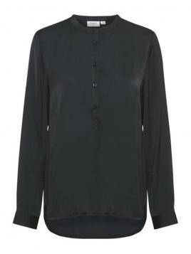 Blusenshirt von Saint Tropez in Black