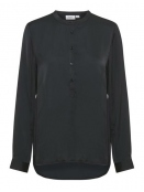 Blusenshirt von Saint Tropez in Black