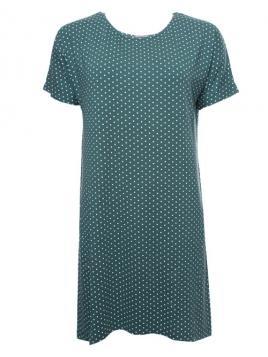 Kleid Ive von Sorgenfri Sylt in Bottle green