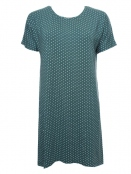 Kleid Ive von Sorgenfri Sylt in Bottle green