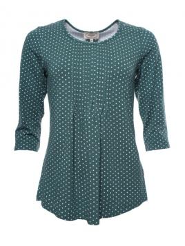 Shirt Ruthy von Sorgenfri Sylt in Bottle green
