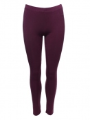 Leggings Antje von Sorgenfri Sylt in Grape