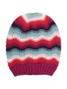 Mütze Bena von Sorgenfri Sylt in Magenta