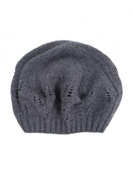 Mütze Arabella von Sorgenfri Sylt in Stone