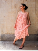 Kleid Kiba von InWear in BloodOrang