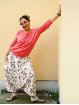Hose Bult von Olars Ulla in FlowerRed