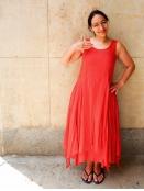 Kleid Kruska von Olars Ulla in Red