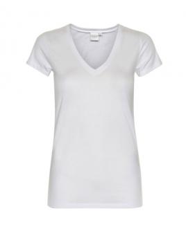 Kurzarm T-Shirt Rena von InWear in PureWhite