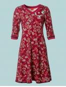 Kleid Ninnas Dance von Du Milde in Rot