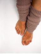 Beinstulpen Legs von Olars Ulla in Pink