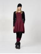 Kleid Knock von Olars Ulla in Red