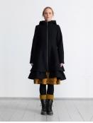 Mantel Yxis von Olars Ulla in Black