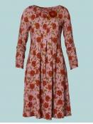 Kleid Handsome Almina von Du Milde in Rot