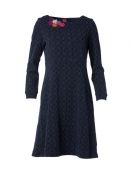 Kleid Barbaras Alltimer von Du Milde in Schwarz