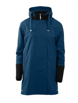 Citycoat Tallinn von Blaest Rainwear in Blau