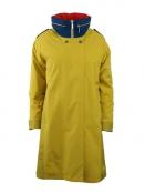 Regenmantel Wien von Blaest Rainwear in Gelb