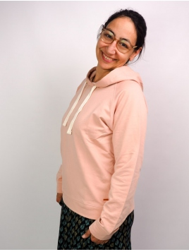 Pullover Vest von Part-Two in Rose