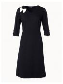 Kleid Poppy Classic von Du Milde etc. in Schwarz