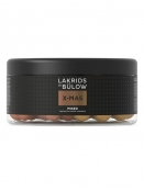 X-MAS Mixed Classic & Gold Large (550g) von Lakrids by Johan Bülow