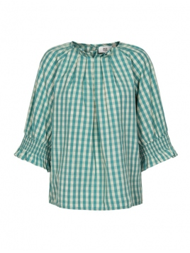 Bluse von Noa Noa in art green