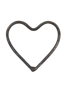Drahtanhänger Herz von Ib Laursen