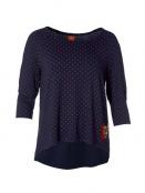 Shirt Bodilles Season von Du Milde in Blau