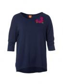 Shirt Bodilles Pinky von Du Milde in Blau