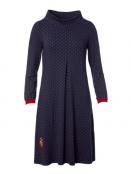 Kleid Karins Season von Du Milde in Blau