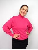 Pullover Wanetta von InWear in Pink Petunia