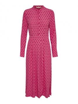 Kleid Logan von InWear in Hexagon