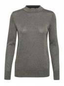 Pullover von Saint Tropez in Rabbit