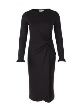 Kleid von Saint Tropez in Black