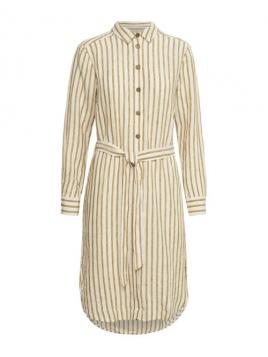 Kleid Bondie von Part-Two in StripeBuckthorn